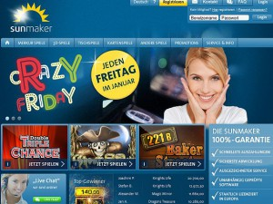 Crazy Friday bei Sunmaker