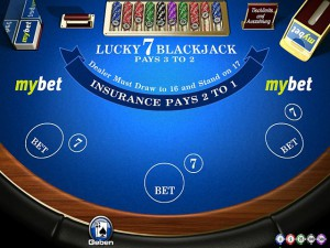 Lucky 7 Blackjack